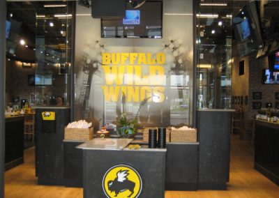 Buffalo Wild Wings  -  Chicopee, MA